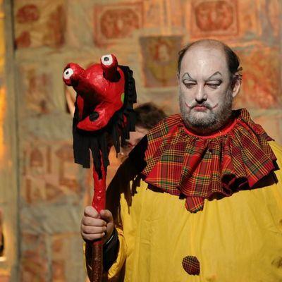 """""""Des marionnettes et des hommes"""", un spectacle prémonitoire et visionnaire"""