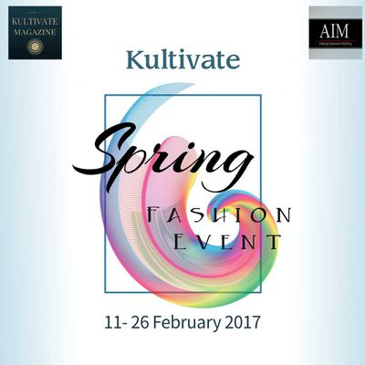 KULTIVATE SPRING FASHION EVENT