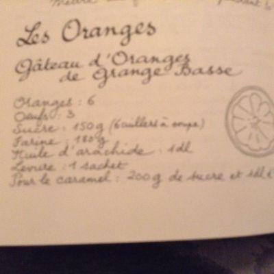 Recettes de l'atelier de cuisine d'Alargo,