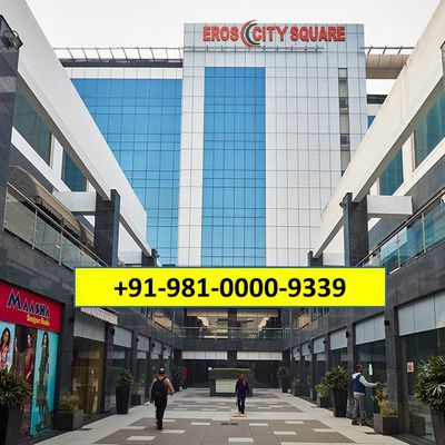 Pre leased property in Eros city square Gurgaon || 9810009339