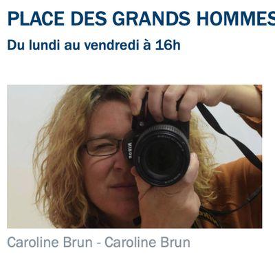 Invitée sur France bleue Gironde
