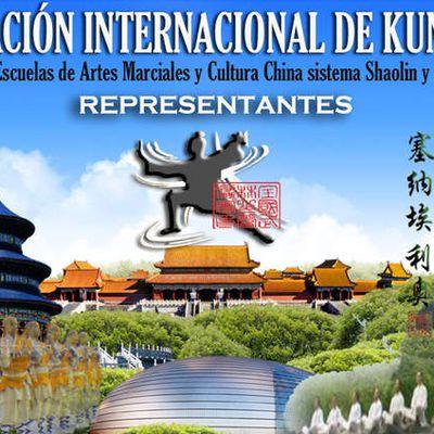 Internacional Shaolin y Wudang Federacion Kung Fu