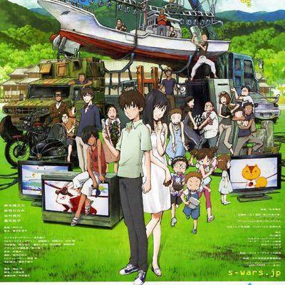 Film d'animation_Summer wars