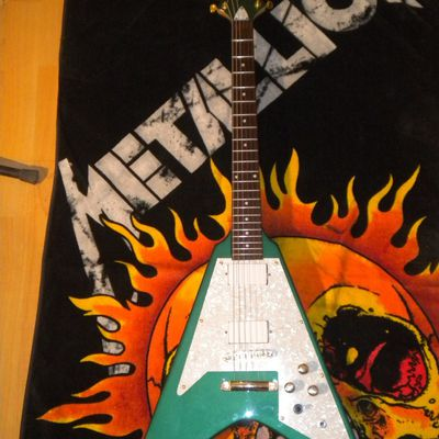 Customisation Flying V