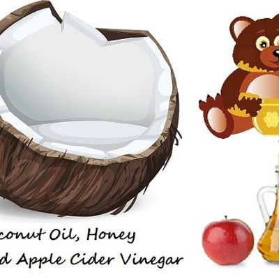 Coconut Oil, Honey and Apple Cider Vinegar For Your Health?