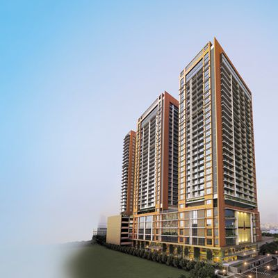 Adani Western Heights  Andheri West, 2BHK, 3BHK 4BHK Apartments