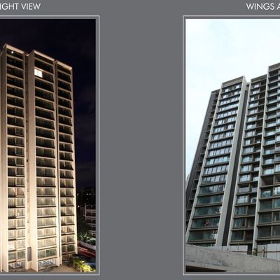 Rustomjee Paramount ready to move Wing A & B Khar West Mumbai - Total 5 Wing