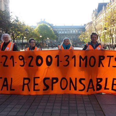Procès AZF:  jeudi 27 avril,  la citation directe,   Total au tribunal