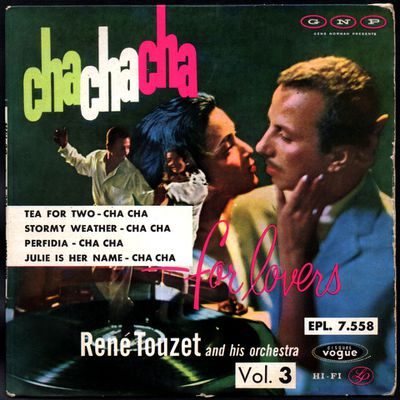 René Touzet and his Orchestra - Cha cha cha - vol 3