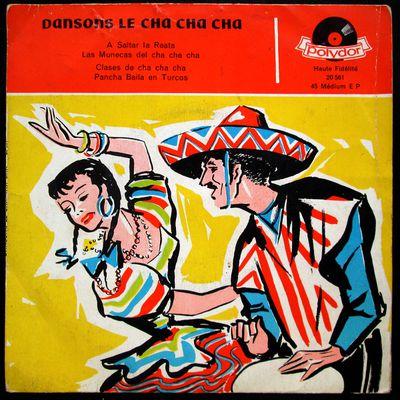 """Compilation """"Dansons le cha-cha-cha"""" - 1957"""