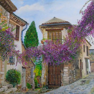Petit Village Provencale