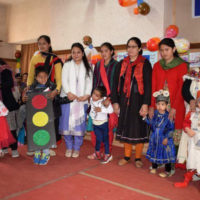 International Day of Persons with Disabilities 2017 – Celebration in Kullu