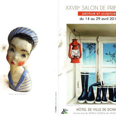 EXPOSITION à la Mairie de Donges et Vide Ateliers