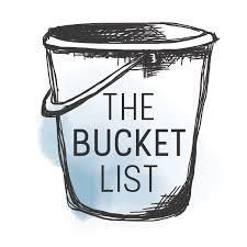 My Personal Bucket List