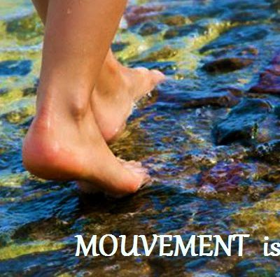 BAREFOOT WALK ou/or MARCHE NU-PIEDS