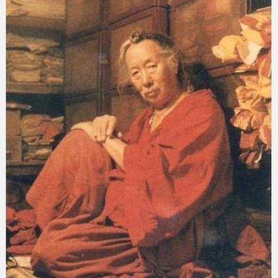 Suite de mes souvenirs relatifs à Chhimed Rigdzin Rinpoché, n° 16 : ce qui passe du maître au disciple