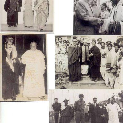 Suite et fin de mes souvenirs relatifs à Chhimed Rigdzin Rinpoché, n° 19 : voyage au Bhoutan, en Inde, et au Népal de 1998-99, etc., jusqu'à sa mort en 2002