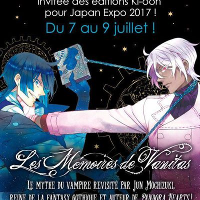 News #14 : Jun Mochizuki à Japan Expo + Projet Fanbook!