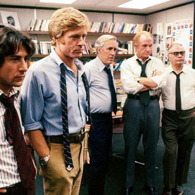 Les Hommes du Président (All the President's Men - Alan J. Pakula, 1976)