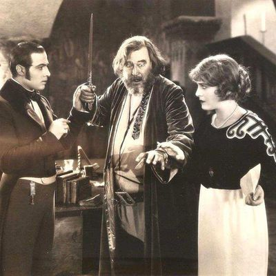 L'Aigle noir (The Eagle - Clarence Brown, 1925)