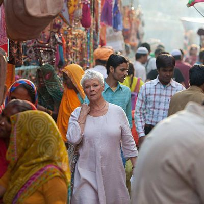 Indian Palace (The best exotic Marigold Hotel - John Madden, 2011)
