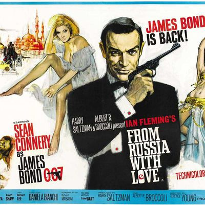 Bons Baisers de Russie (From Russia with love - Terence Young, 1963)