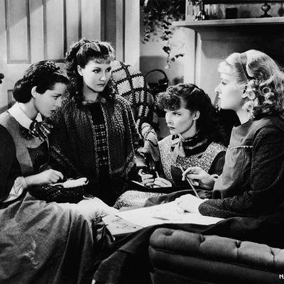 Les quatre Filles du docteur March (Little Women - George Cukor, 1933)