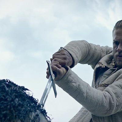 Le Roi Arthur : la Légende d'Excalibur (King Arthur: Legend of the Sword - Guy Ritchie, 2017)