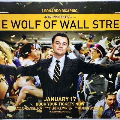 Le Loup de Wall Street (The Wolf of Wall Street - Martin Scorsese, 2013)