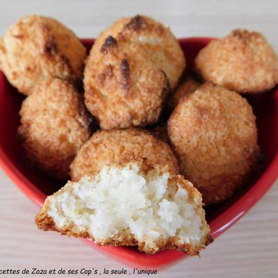 Rochers Coco et Amande