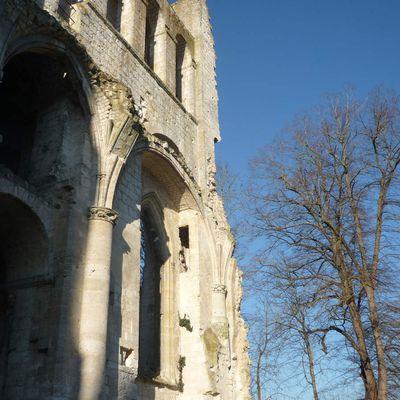 L'Abbaye de Jumièges - Part 1