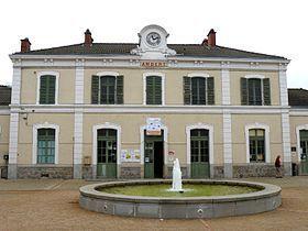 La SNCF a décidé de fermer définitivement le guichet de la gare d'Ambert le 20 juin! Appel à mobilisation