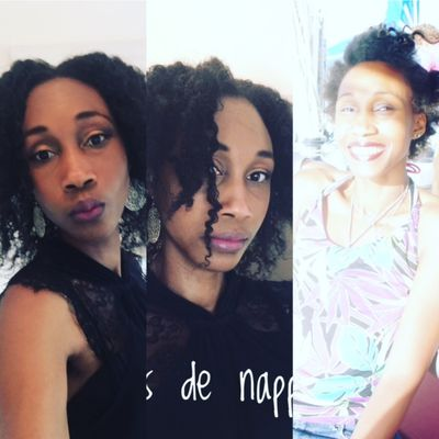 Retour au naturel big chop ou transition