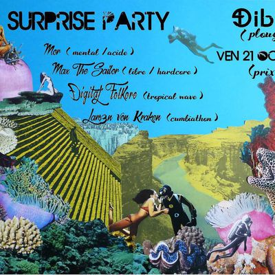 === 21-09-2016   Surprise Party, Digital Folkore Conspiracy (22) ===