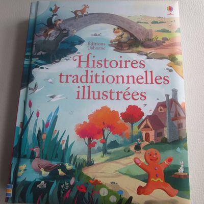 Histoires traditionnelles illustrées - Editions Usborne