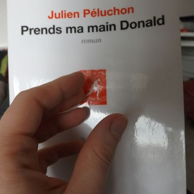 Prends ma main Donald de Julien Péluchon (2018)