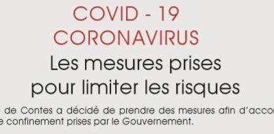 COVID19 Cellule de crise à Contes #3