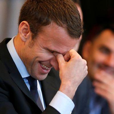 L'Electeur (forcé) et le Macron