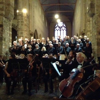 Ensemble vocal Alunissons   St-Lunaire