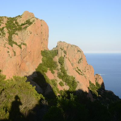 Côte d'Azur 2017 - J 6: Fréjus, massif de l'Esterel