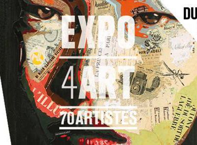 EXPO4ART SEPTEMBRE 2017