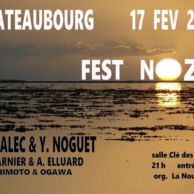Fest noz du 17 février 2018