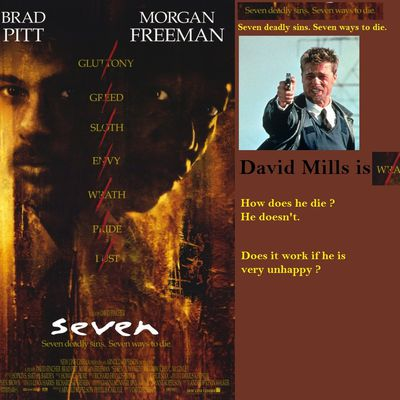 Seven: There's No Serial Killer in this Movie (3200 words)