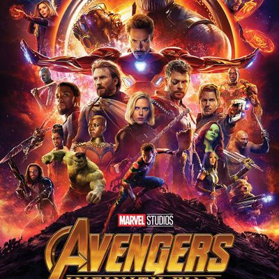 Infinity War: Thanos, the Avengers and Death. (3800 words)