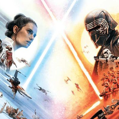 Star Wars IX The Rise of Skywalker : Rey N'est pas la [Spoiler] de [Spoiler]. (1300 Mots).