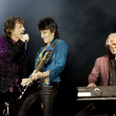 Rolling Stones keyboardist went from rocker to forestry advocate