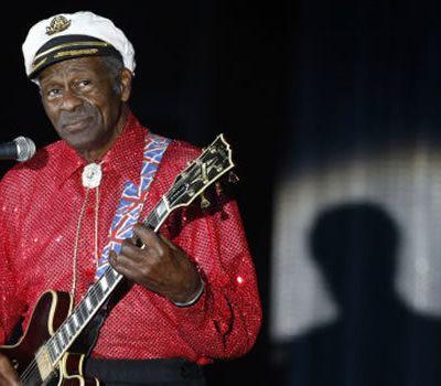 Chuck Berry est mort : décès de la légende créatrice du rock'n'roll
