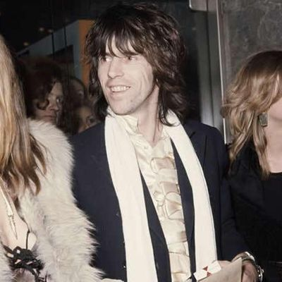 Anita Pallenberg, Keith Richards' former girlfriend and muse to the Rolling Stones, dies