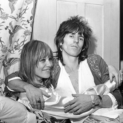 Anita Pallenberg, Actress and Muse of Rolling Stones, Dies at 75