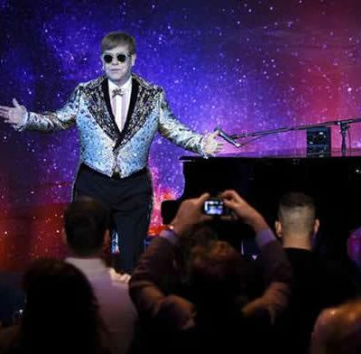 WATCH: Elton John tells fan to f*** off, storms off stage